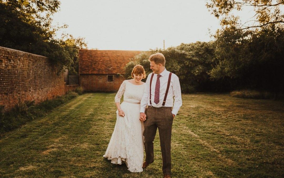 The Secret Barn Sussex Wedding