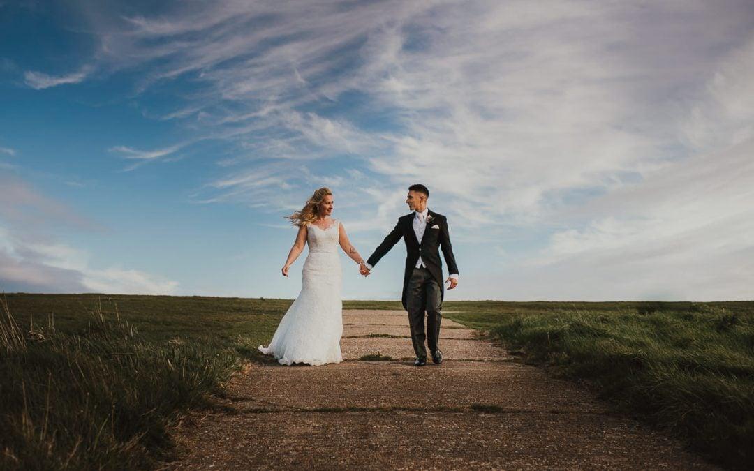 All Saints Chapel Eastbourne Wedding Photography