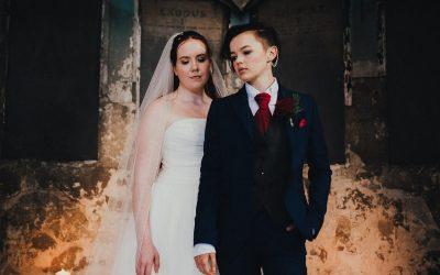 Asylum Chapel Wedding Photography