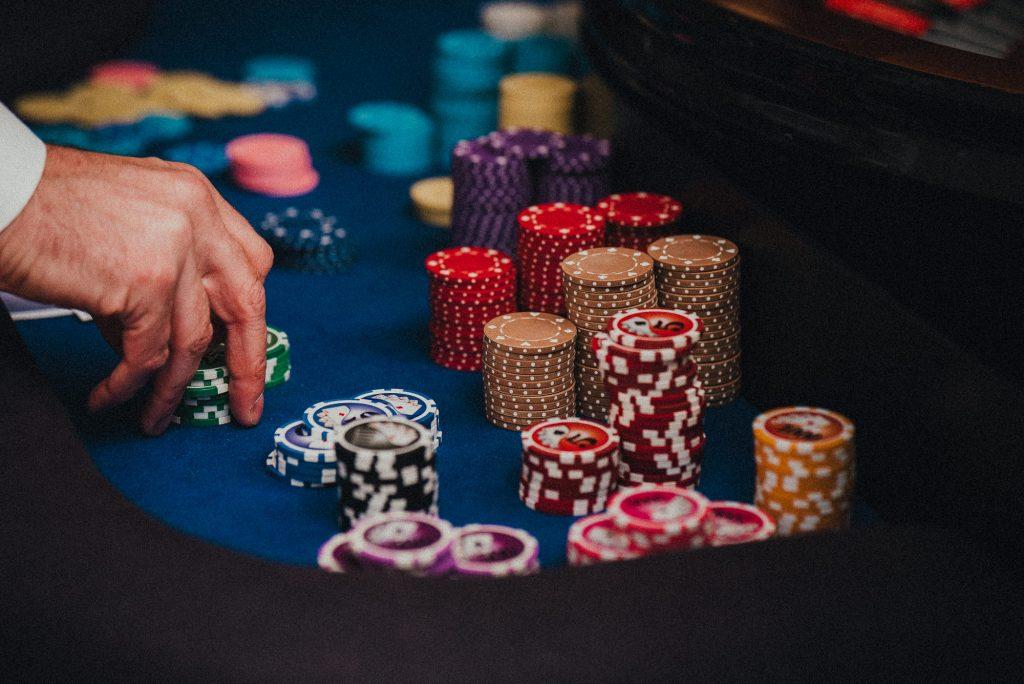 fake casino chips